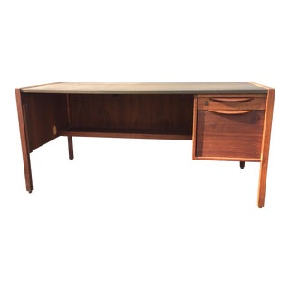 Vintage Jens Risom Executive Desk For Sale