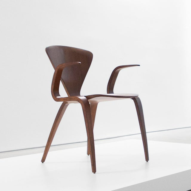 Born in Brooklyn New York in 1920, Norman Cherner's designs are part of the iconography of mid-20th Century furniture...