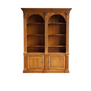 Ethan Allen French Country Legacy Bookcase For Sale