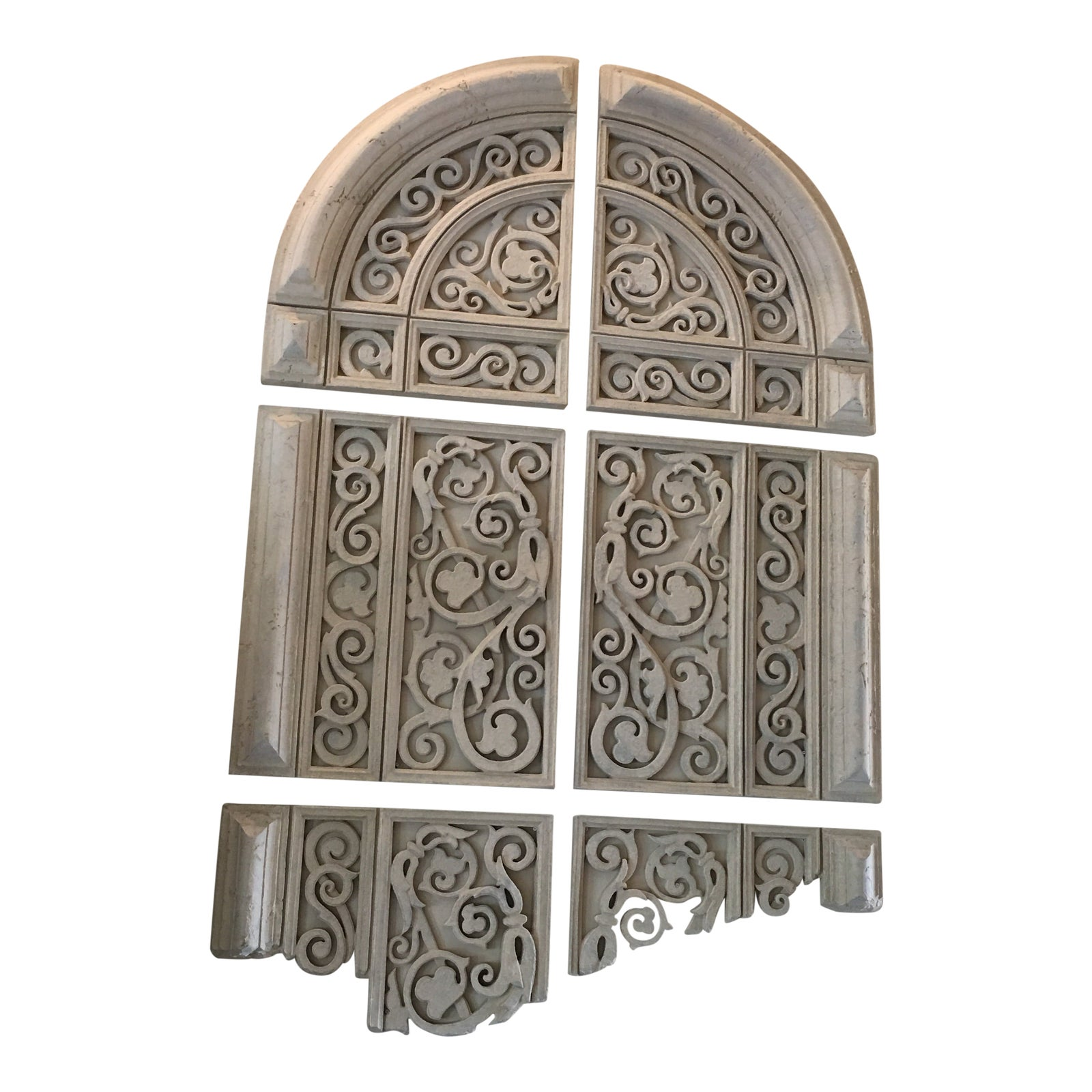 Architectural Resign Victorian Wall Arch Wall Decor