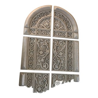 Architectural Resign Victorian Wall Arch Wall Decor For Sale