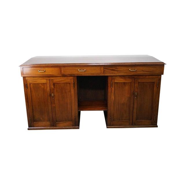 Antique Mahogany Architects Desk - Antique Mahogany Architects Desk Chairish