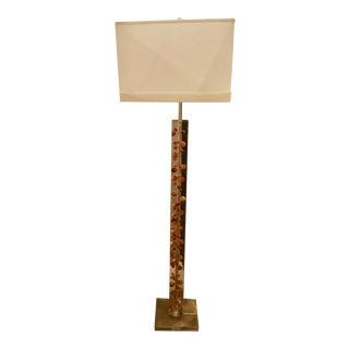 Knox Warren Modern Acrylic Floor Lamp