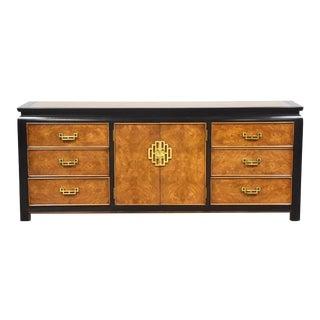 Chin Hua Asian Inspired Century Furniture Dresser Mid-Century Modern For Sale