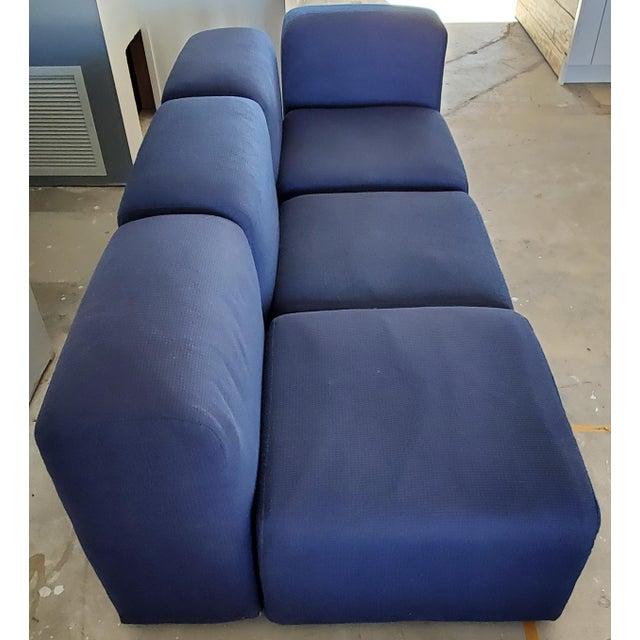 Castelli Castelli Large Modular Sectional Sofa For Sale - Image 4 of 12