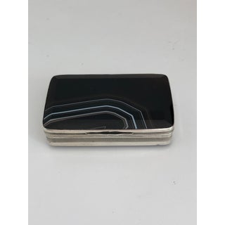 Late 19th Century Antique Agate Snuff Box Preview