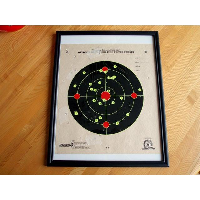 Framed NRA Shooting Target - Image 7 of 11