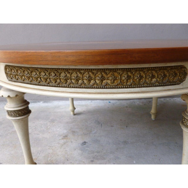 1950s Neoclassical Palladio Coffee Tables - a Pair For Sale - Image 12 of 13