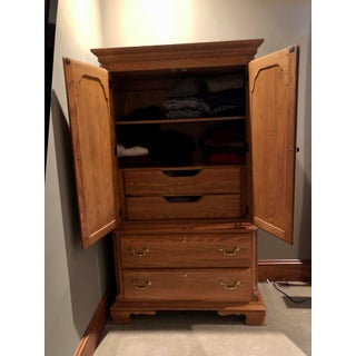 Sumter Cabinet Company Door Chest Armoire Preview
