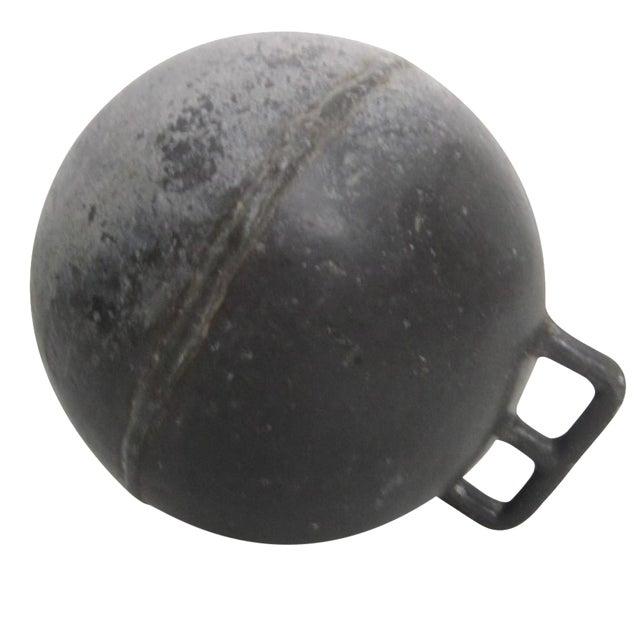 Vintage Aluminum Buoy - Image 1 of 4