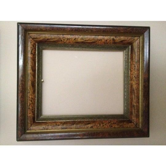 Faux Antique Picture Frames - Image Of Lion and Antique Sgimage.Co