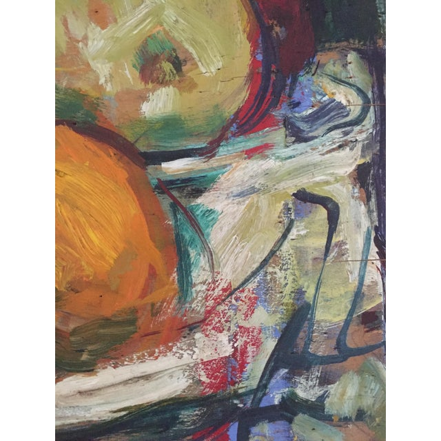 Jonathan Batchelor Expressionist Painting - Image 8 of 10