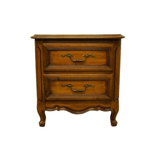 Dixie Furniture Country French Provincial Nightstand For Sale