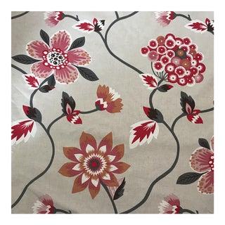 Gaston Y Daniela Floral Fabric - 12 Yards For Sale