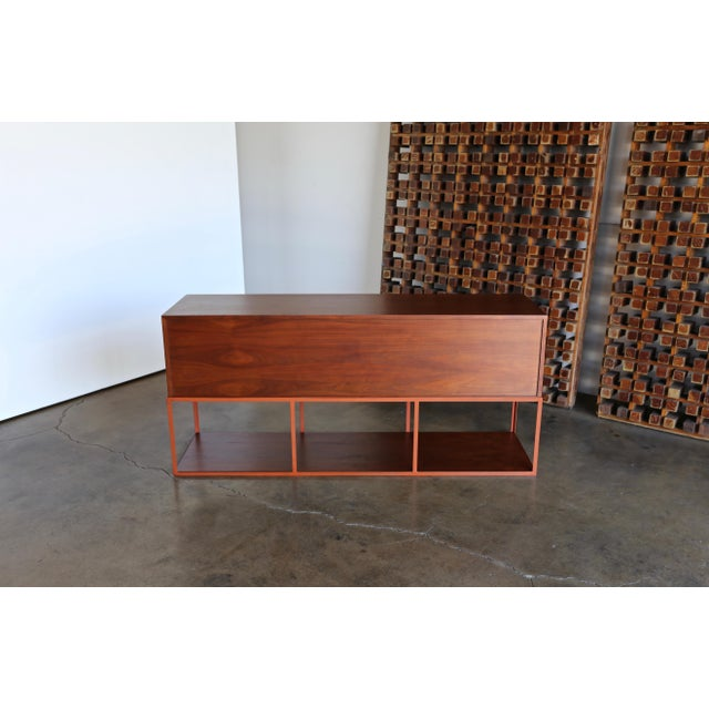 Milo Baughman for Murray Furniture Cabinet C. 1954 For Sale In Los Angeles - Image 6 of 13