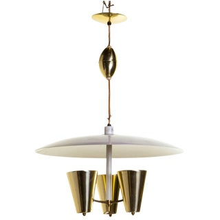 Edward Wormley for Lightolier Fixture For Sale