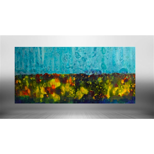 Abstract Landscape Painting by Bryan Boomershine - Image 5 of 5