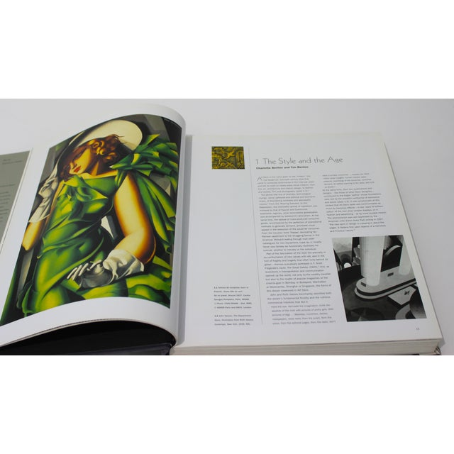 """""""Art Deco 1910-1939"""" Coffee Table Book by Victoria & Albert Museum For Sale In West Palm - Image 6 of 13"""