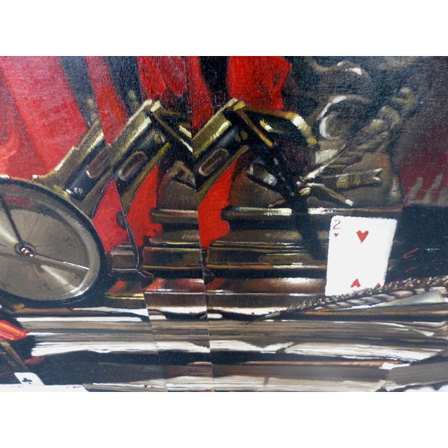 Still Life w/ Letters by Diego Dayer - Image 3 of 11