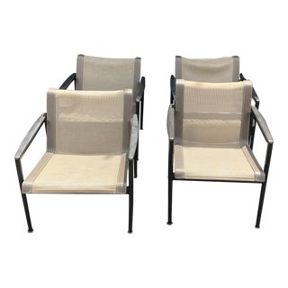 Knoll 1966 Lounge Chairs - Set of 4 For Sale