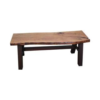 Bucks County Studio Made Free Form Coffee Table For Sale