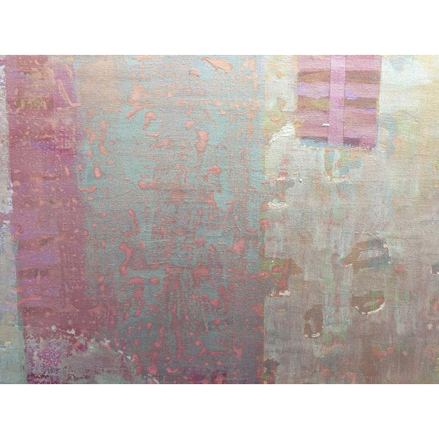 2010s Christine Averill - Green, Credo Painting, 2017 For Sale - Image 5 of 6