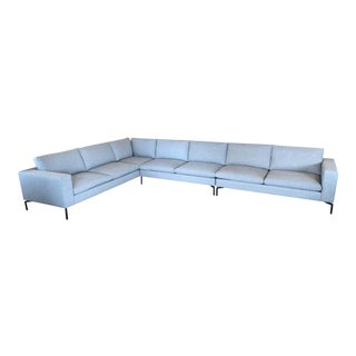 BluDot Contemporary Standard 3pc Sectional Sofa