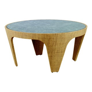Century Furniture St. Kitts Cocktail Table, Sand For Sale