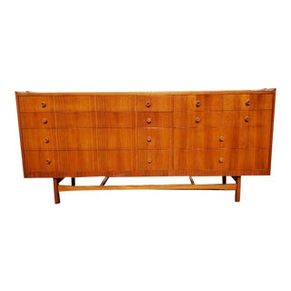 1970s Mid Century Modern Credenza by Drexel Heritage For Sale