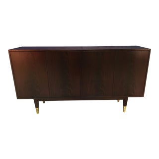 Leighton Hall Mid Century Mahogany Sideboard For Sale