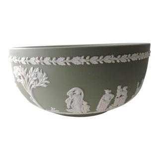 "Vintage English Wedgwood ""Sacrifice"" Bowl. #64. Celadon"