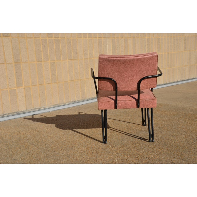Baumritter Vintage Mid-Century Modern Viko Baumritter Lounge Chair For Sale - Image 4 of 13