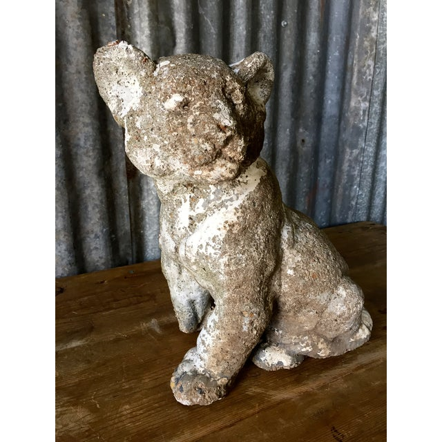 Vintage Concrete Tiger Cub - Image 2 of 7