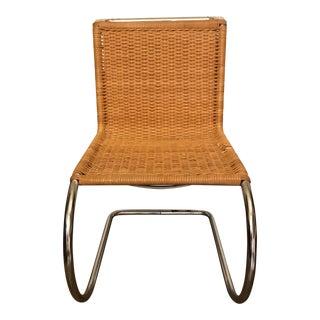 Vintage Mies Van Der Rohe Mr10 Thonet Side Chair