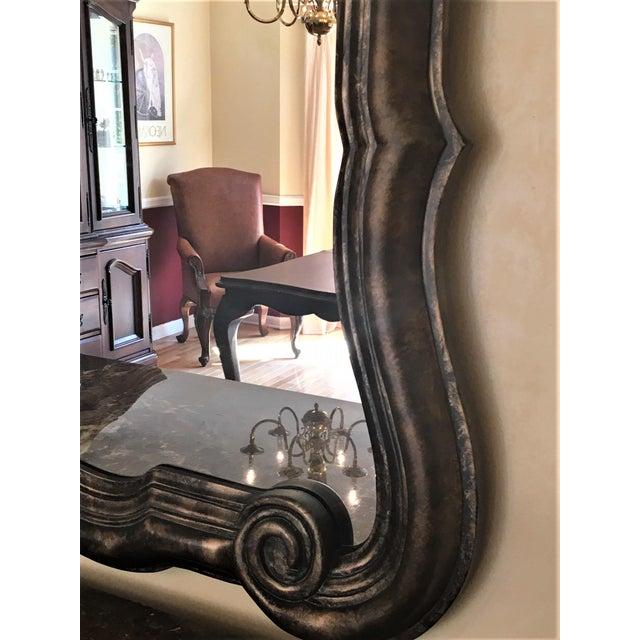 Bernhardt Bernhardt Avignon Large Landscape Mirror For Sale - Image 4 of 11