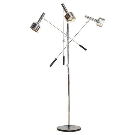 Modernist 3-Arm Floor Lamp - Image 1 of 10