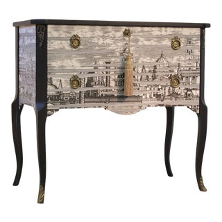 Louis XV Style Gustavian Hauptbyrå Chest For Sale