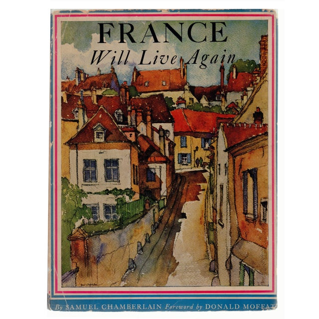 France Will Live Again by Donald Moffat - Image 1 of 3