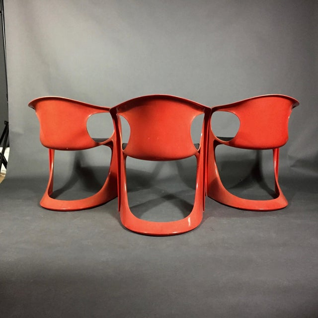 Mid-Century Modern Alexander Begge Casalino Chair for Casala, 1970s, Germany For Sale - Image 3 of 12