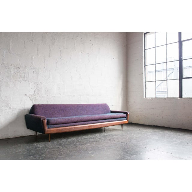 Danish Gondola Sofa - Image 5 of 9