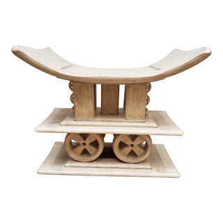 Ashanti Style Stool/Bench For Sale
