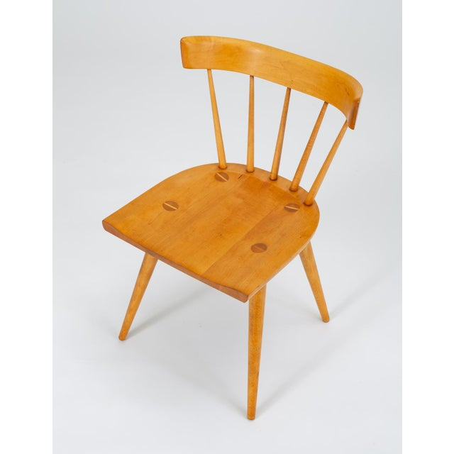 Winchendon Furniture Company Planner Group Chairs by Paul McCobb- Set of 4 For Sale - Image 4 of 13