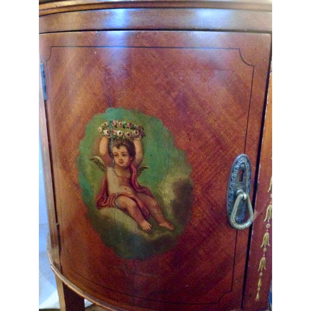19th Century English Adam Style Vanity For Sale - Image 9 of 13