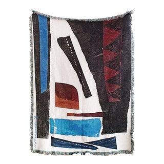 'Esther' Woven Throw Blanket