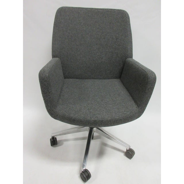 2010s Modern Brian Kane Coalesse/ Steelcase Bindu Conference Chair For Sale - Image 5 of 10