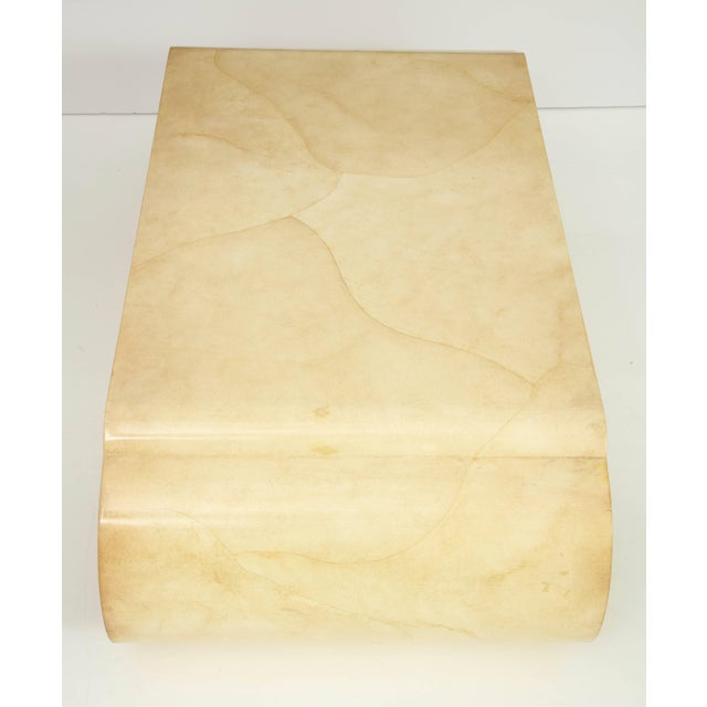 Paint Lacquered Coffee Table by Alessandro for Baker For Sale - Image 7 of 10