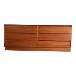 1980s Mid Century Danish Dresser by Torring For Sale