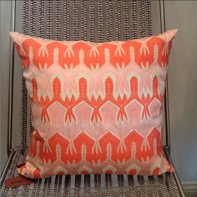 Missoni Home 'Ormond' Smaller Pillow - Image 2 of 6