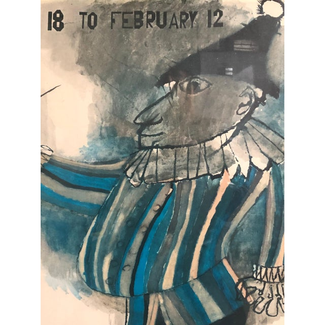 Ben Shahn Poster by Renowned Artist Ben Shahn For Sale - Image 4 of 9
