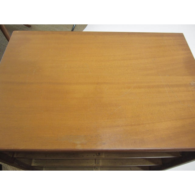 Flared Leg Chests of Drawers - A Pair - Image 10 of 10